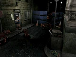 Screenshot Thumbnail / Media File 1 for Resident Evil 3 - Nemesis [U]